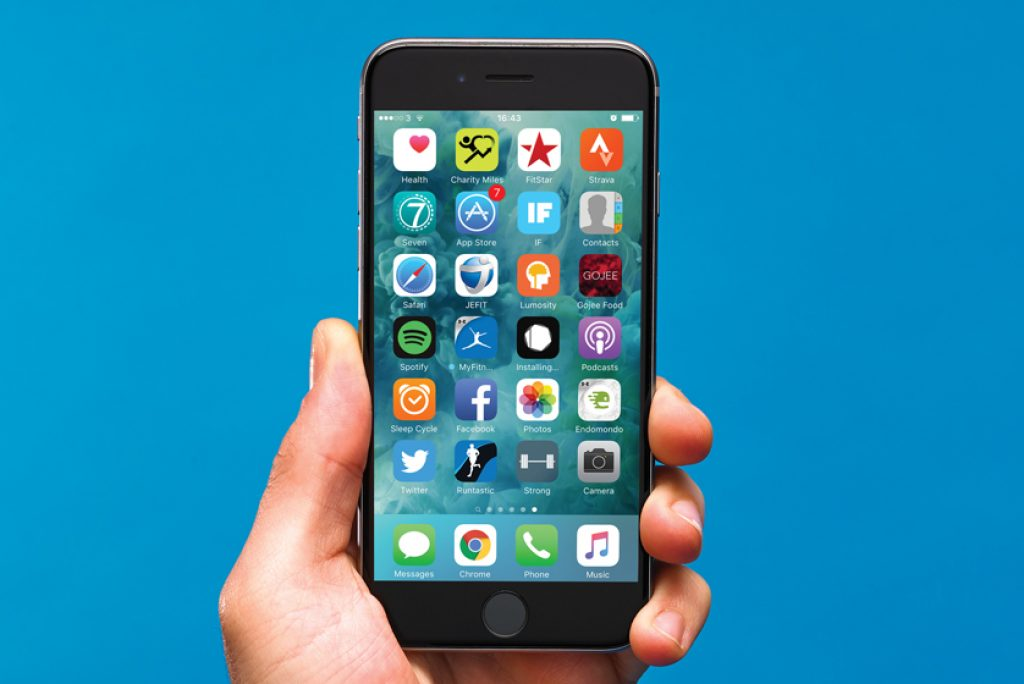 9 Healthy iPhone Apps  for 2021