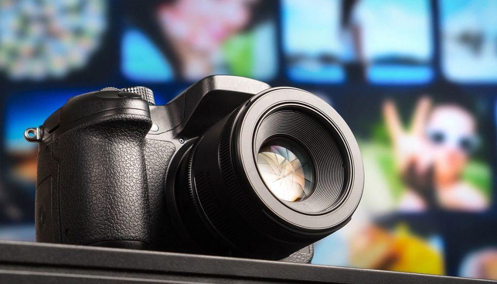The Best Professional DSLR Camera