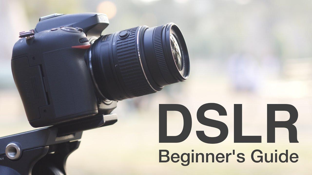 Best DSLRs for the Beginners