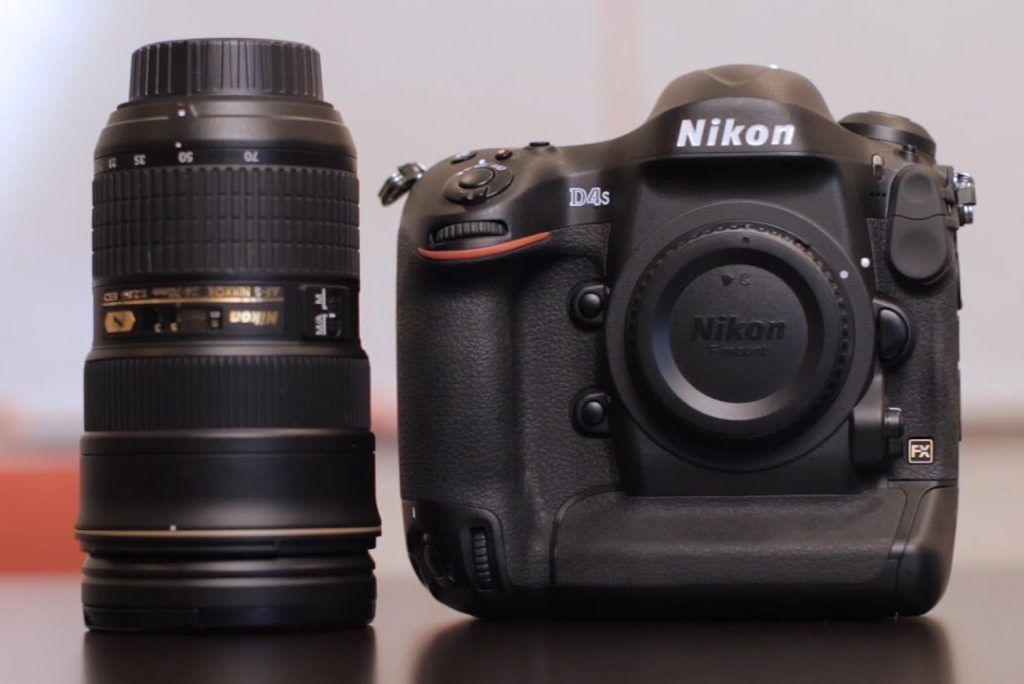 Nikon D4S Review