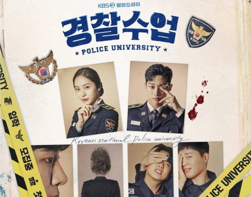 Korean Drama Police University (2021) Review