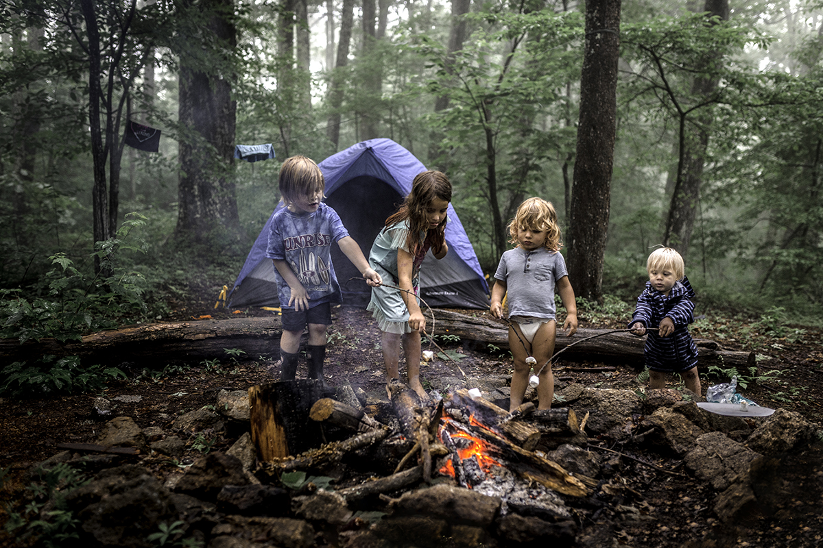 Camping with Children – 10 Tips for a Great Trip