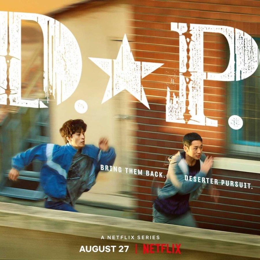 Korean Drama D.P. 2021 Review
